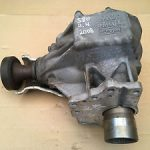 volvo front differential